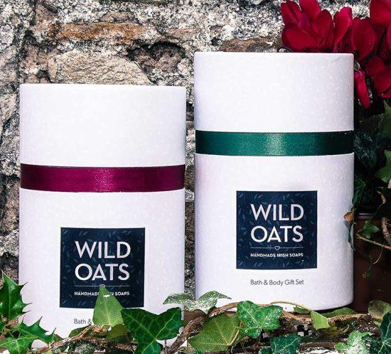 Wild Oats Christmas Gift Boxes