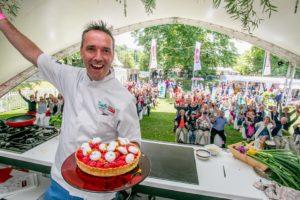 Celebrity Chef Kevin Dundon at #Taste18