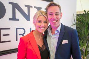 Taste of Dublin director Avril Bannerton & Ryan Tubridy
