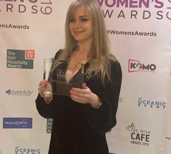 The-Wicklow-Street-Clinic-Celebrates-Award-Win-at-The-Irish-Womens-Awards-2019