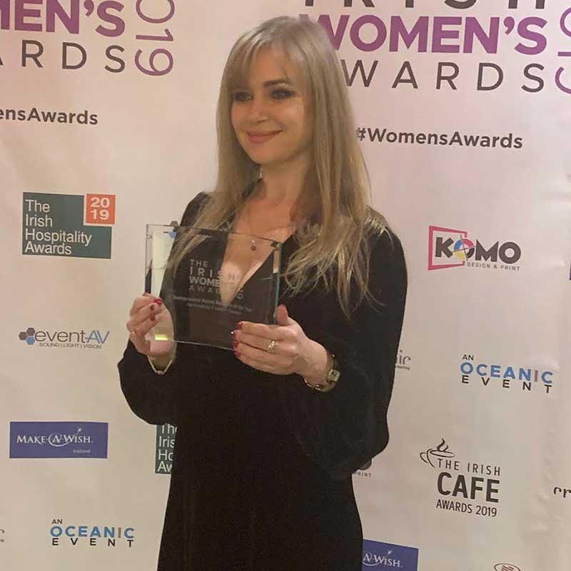 The-Wicklow-Street-Clinic-Celebrates-Award-Win-at-The-Irish-Womens-Awards-2019