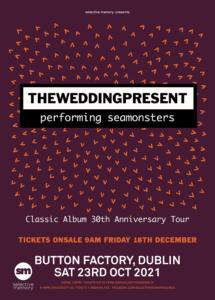 The Wedding Present Dublin